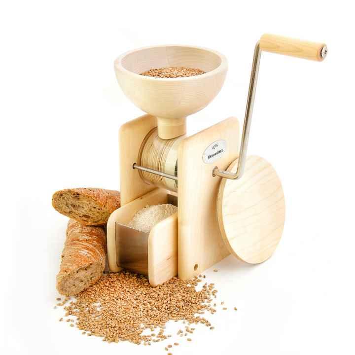Мельница для зерна Komo Handmil - ручная