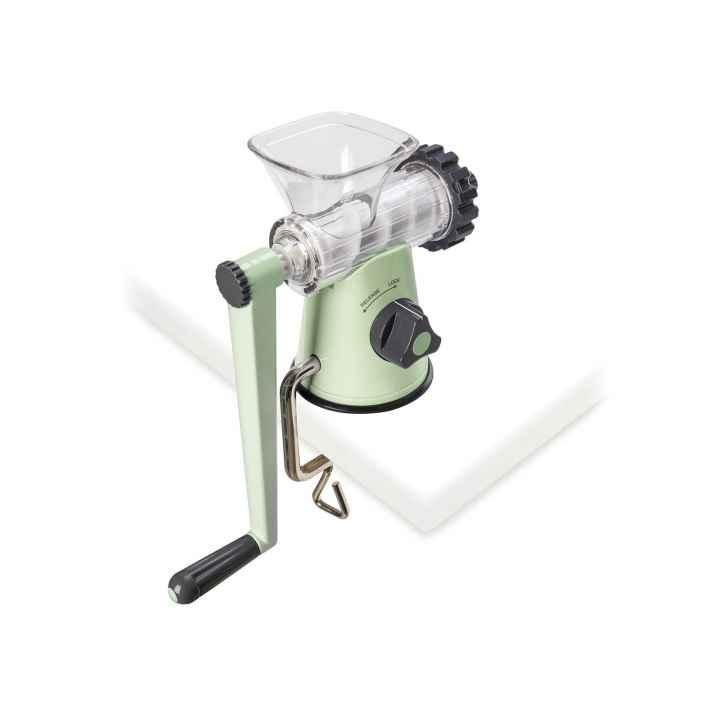 Ручная соковыжималка Lexen Healthy Juicer Manual GP27-G, зеленый