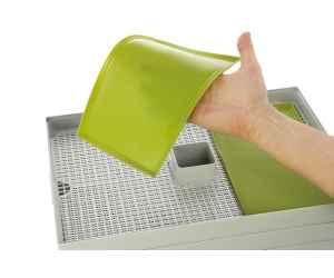Силиконовая формочка для пастилы к Lequip D-Cube