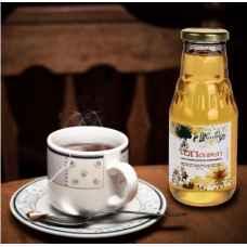 Сироп из ТОПИНАМБУРА в стеклянной бутылке, 400 гр
