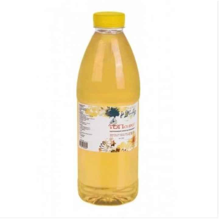 Сироп из ТОПИНАМБУРА в пластиковой бутылке