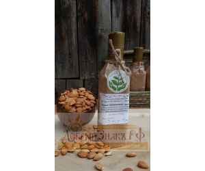 Масло абрикосовое из ядра абрикосовых  косточек, деревянный пресс