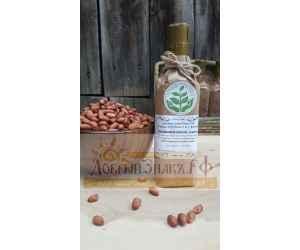 Масло арахисовое, деревянный пресс