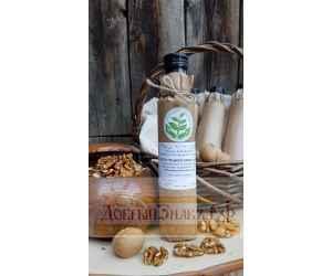 Масло грецкого ореха, деревянный пресс