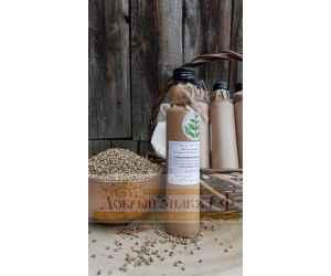 Масло конопляное из конопляной семечки, деревянный пресс