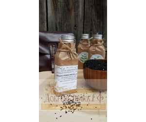 Масло черного тмина, деревянный пресс