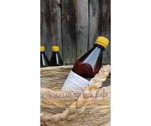 Масло льняное холодный отжим, 0,25 / 0,5 / 1 л, (темный пластик)