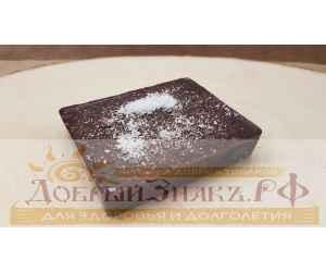 Натуральный шоколад на меду с кокосом, на вес
