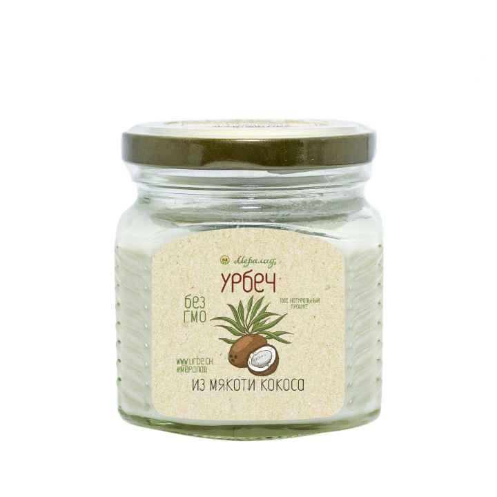 Урбеч из мякоти кокоса, 230 гр
