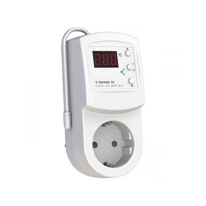 Терморегулятор Terneo RZ для инфракрасных панелей и электрических конвекторов