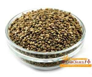 Конопля пищевая (семена в оболочке), на вес
