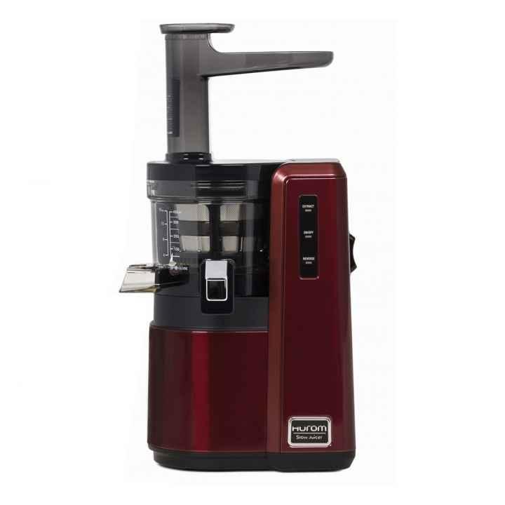 Шнековая cоковыжималка Hurom Alpha Plus HZ-EBE19, красный металлик
