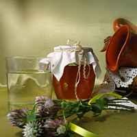 Мёд каштановый, на вес