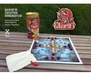 Древнеславянская настольная игра «ОБЕРЕГ»