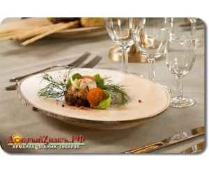 Elicia – столовая тарелка большая