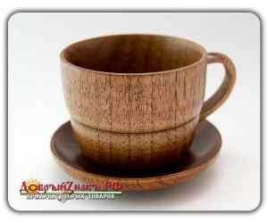 Чашка кофейная и блюдце