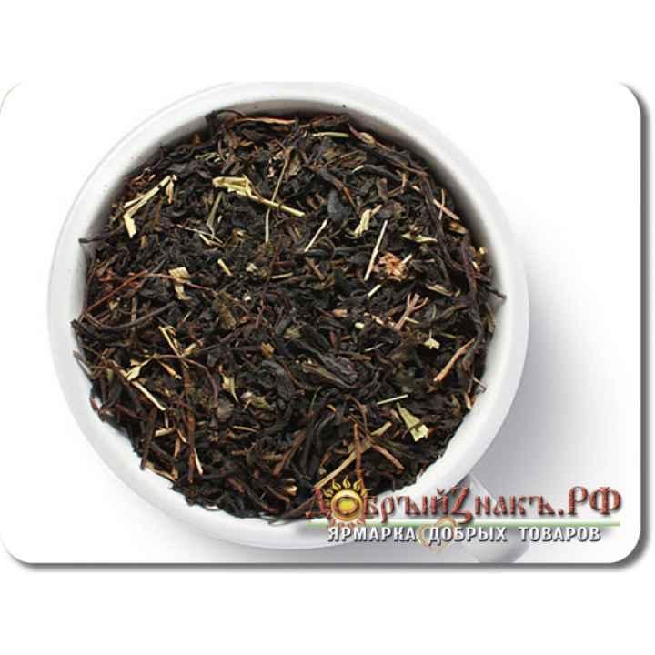 СЗ Иван-чай ферментированный с чабрецом, (на вес)