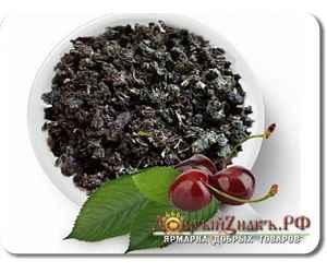 Иван-чай ферментированный с вишней, 100 гр